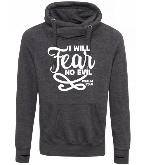 Heren No Fear hoodie