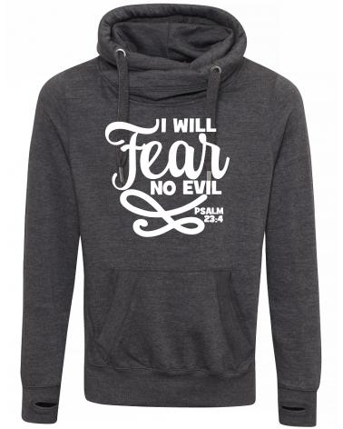 Heren hoodie No Fear | Christelijke mode €44,95 Home