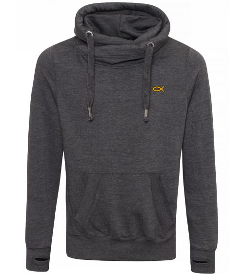 Heren Ichthus hoodie €47,95 Home