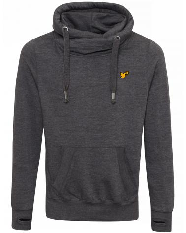 Heren hoodie Duif symbool goud €47,95 Home