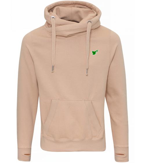 Heren hoodie Duif €47,95 Home