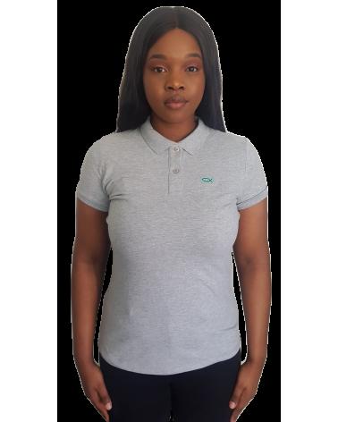 Dames Ichthus Poloshirt | Fair wear €37,95 Home