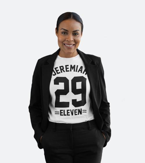 Dames Jeremiah29 T-shirt | Fair wear €27,95 -30% Home