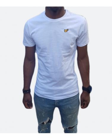 Heren Duif T-shirt Wit | Fair wear €28,95 Home