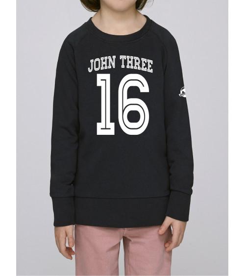 Sweater John Three 16 unisex Kids | Fair wear €25,95 -30% Home