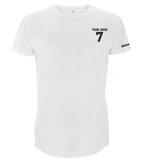 Lange t-shirt Team Jesus  ...