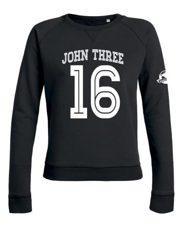Dames sweater John three 16   Fair wear €35,95 -30% Home