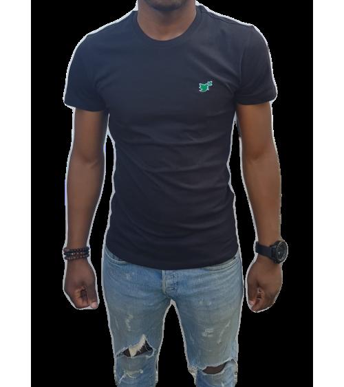 Heren Duif T-shirt zwart| Fair wear €28,95 Home