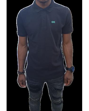 Heren Ichthus logo Poloshirt | Fair wear €37,95 Home