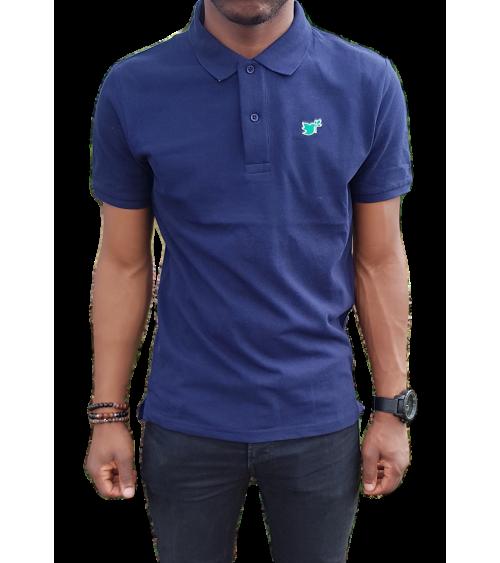 Heren Poloshirt Duif logo| Fair wear €37,95 Home