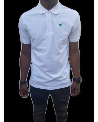 Heren Duif Poloshirt Wit | Fair wear €37,95 Home