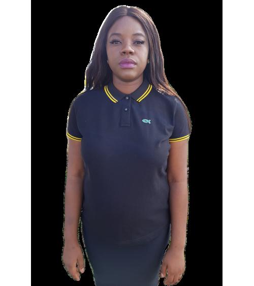 Dames Ichthus Polo shirt €37,95 Home