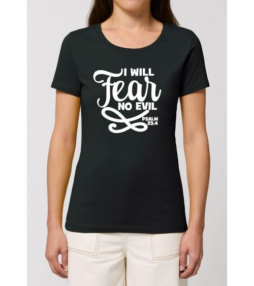 Dames T-shirt No Fear | Fair wear €0,00 -30% Home