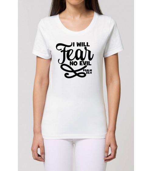 Dames No Fear T-shirt | Fair wear €27,95 Home