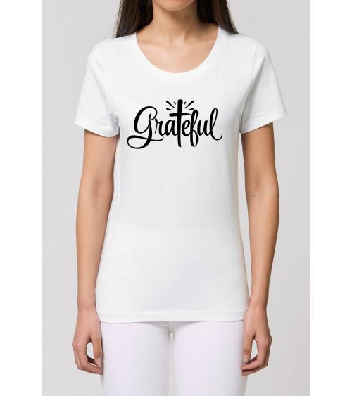 Ladies Grateful T-Shirt |...