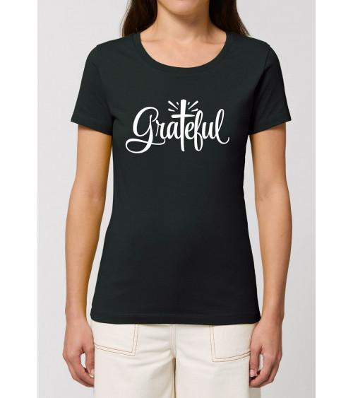 Ladies Grateful T-Shirt | Fair wear