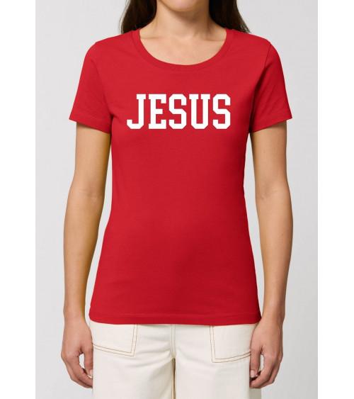 Ladies JESUS T-Shirt | Fair...