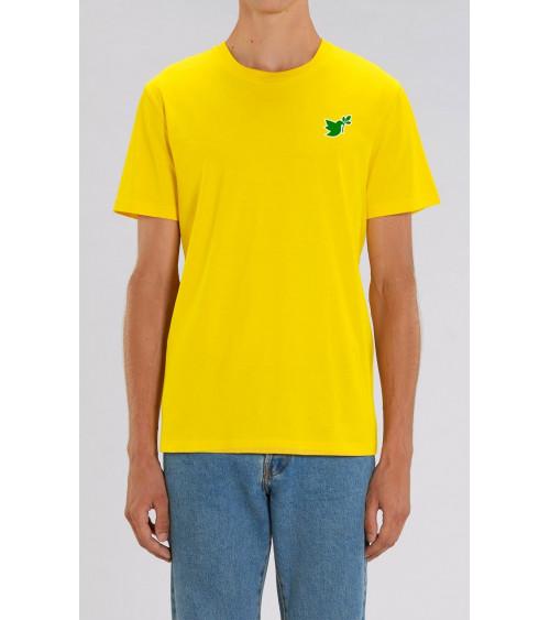Heren T-shirt Duif | Fair wear €32,95 Home