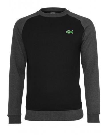 Christian Clothing | Men's Ichthus sweater