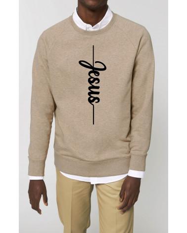 Men's Jesus sweater | Fair wear