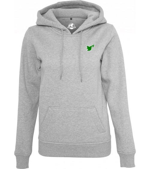 Dames hoodie Duif €44,95 Home