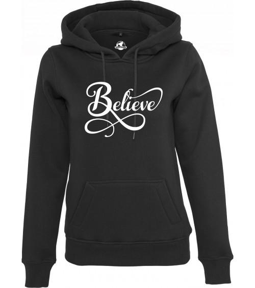 Dames Believe hoodie €41,95 Home
