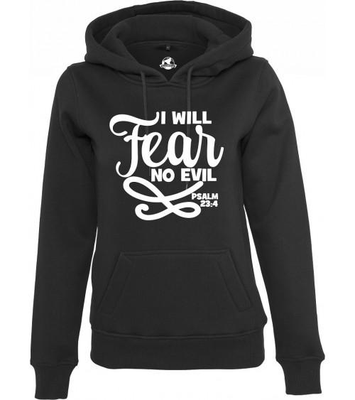 Dames hoodie No Fear €41,95 Home