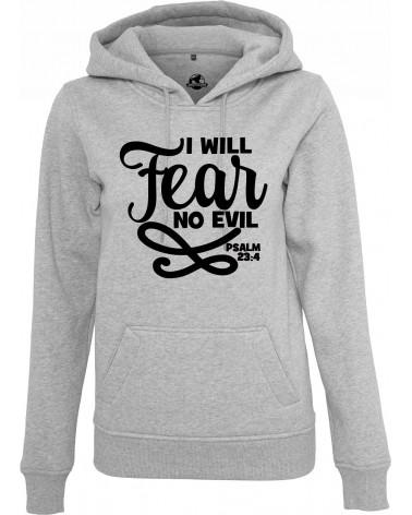 Dames No Fear hoodie €41,95 Home