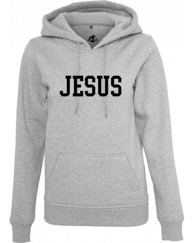 Dames hoodie Jesus €41,95 Home