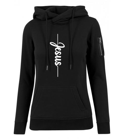 Dames Jesus hoodie €44,95 Home