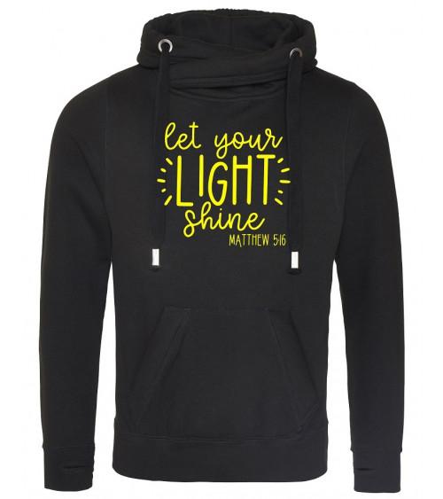Men's Let your light shine...