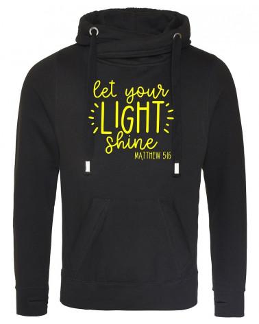 Heren Let your light shine hoody €44,95 Home