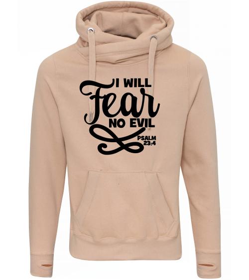 Christelijke kleding | Heren No Fear hoodie €44,95 Home